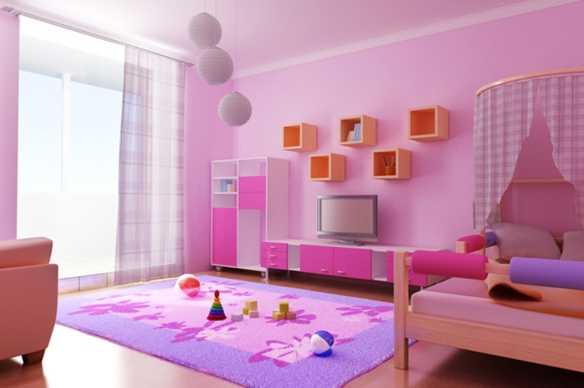 7 kids bedroom ideas